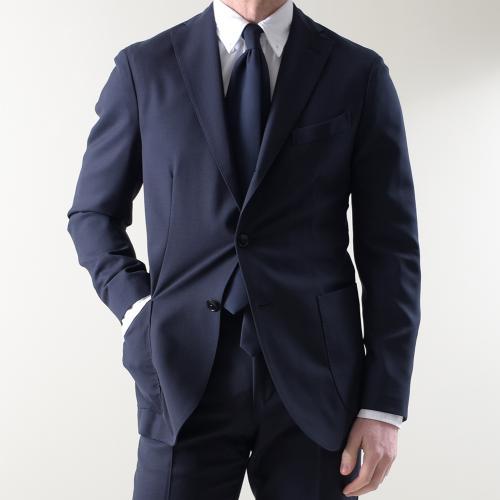 K.Jacket Suit Navy