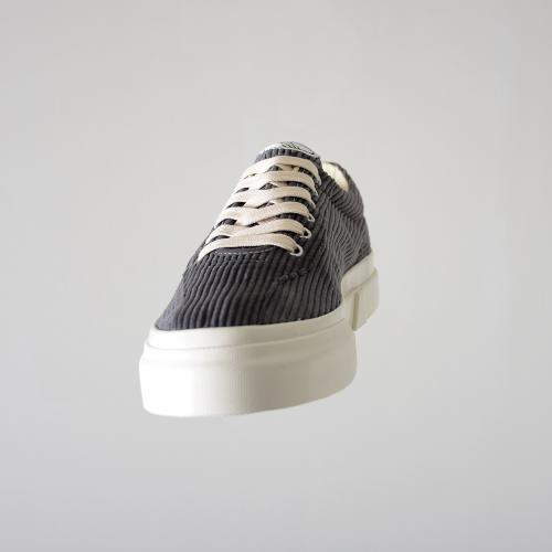 Dellow Cord Grey