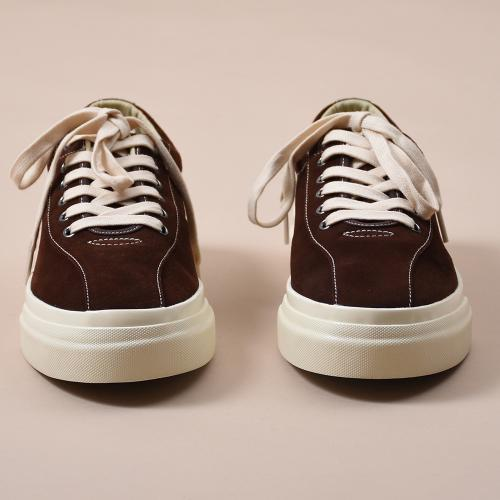 Dellow Suede Chocolate