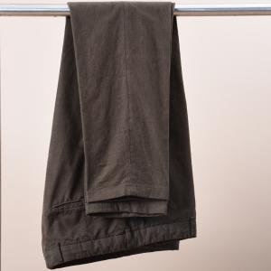 Denz Corduroy Trousers Brown