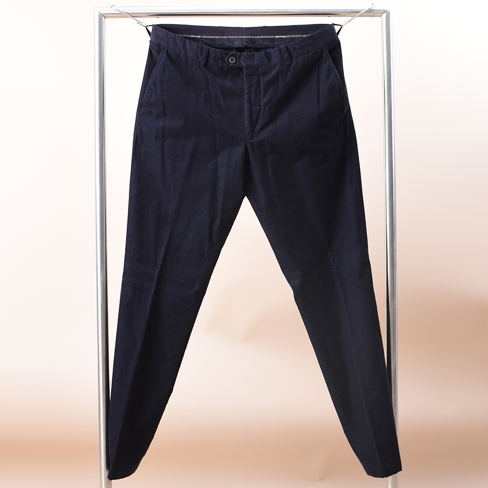Denz Trousers Blue