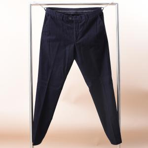 Denz Corduroy Trousers Navy