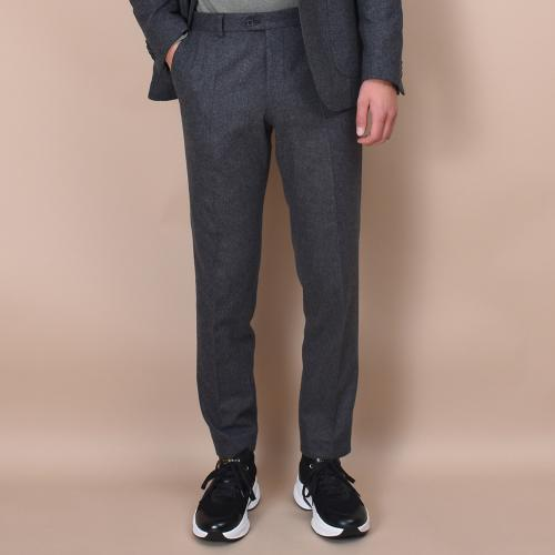 Denz Trousers Dark Grey