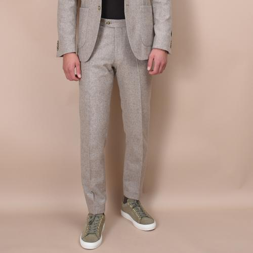 Denz Trousers Sand