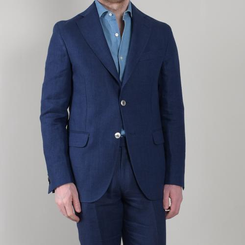 Ferry Soft Blazer Navy