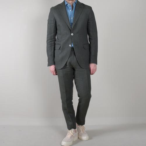 Ferry Soft Suit Green