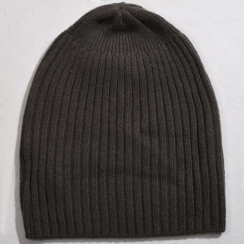 Hat Lungo 100% Cashmere Green