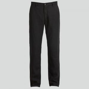 Karl 1196 Linen Trousers Black