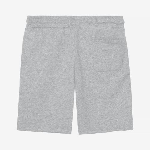 Lounge Short Grey Melange