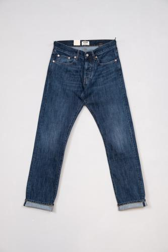 M2 Regular - 13oz Indigo Selvedge - Authentic Aged