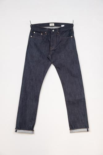M2 Regular - 13oz Indigo Selvedge - Unwashed
