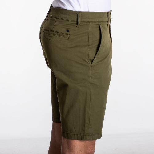 Crown 1004 Shorts Green