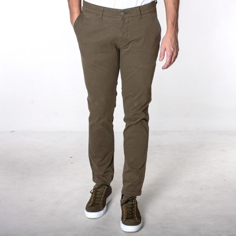 Marco 1400 Trousers Olive Green