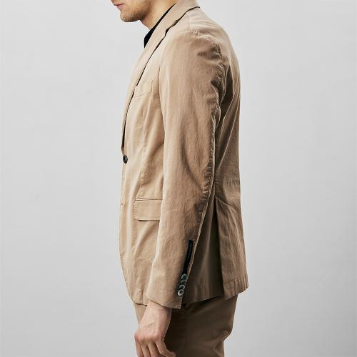 Egel Cotton Blazer Beige