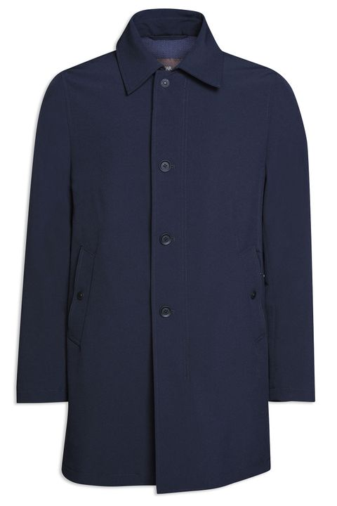 Johnsson Coat Navy