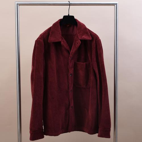 Overshirt Cedrone Rosso