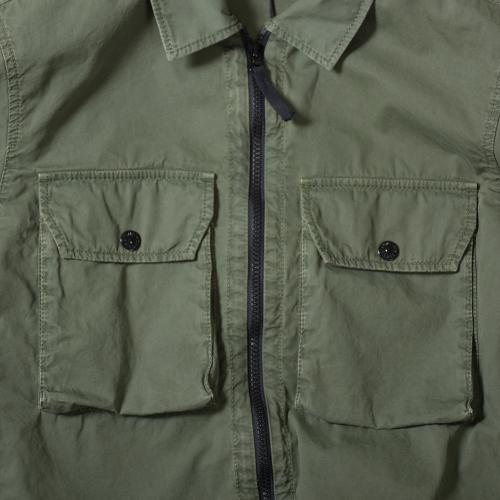 Canvas GD Old Effect Overshirt 7515113WN V0155