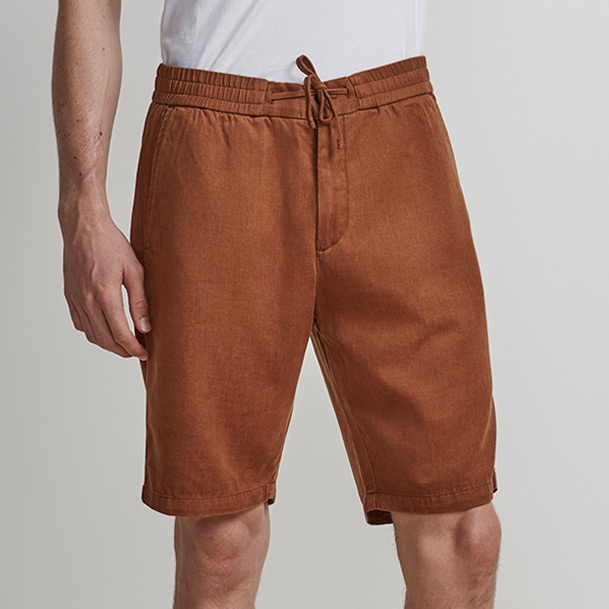 Seb Shorts 1363 Brown