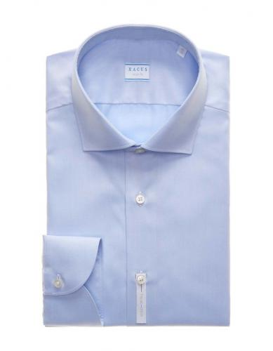 Tailor Fit Travel Shirt Blue