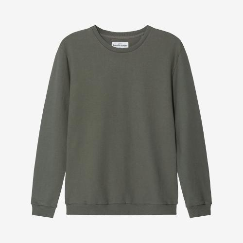 Sweatshirt Olive Green