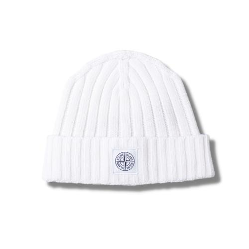 Ribbed Geelong Patch Wool Hat 7515N24B5 V0099