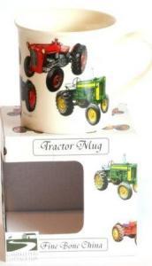 Mugg - Veterantraktorer