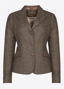 Dubarry Buttercup Heath - damkavaj tweed