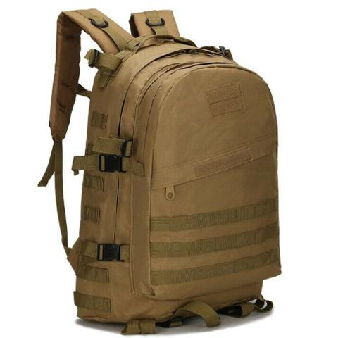 Ryggsäck - Tactical 40 liter Sand