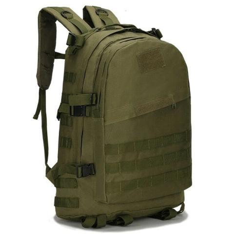 Ryggsäck - Tactical 40 liter Grön