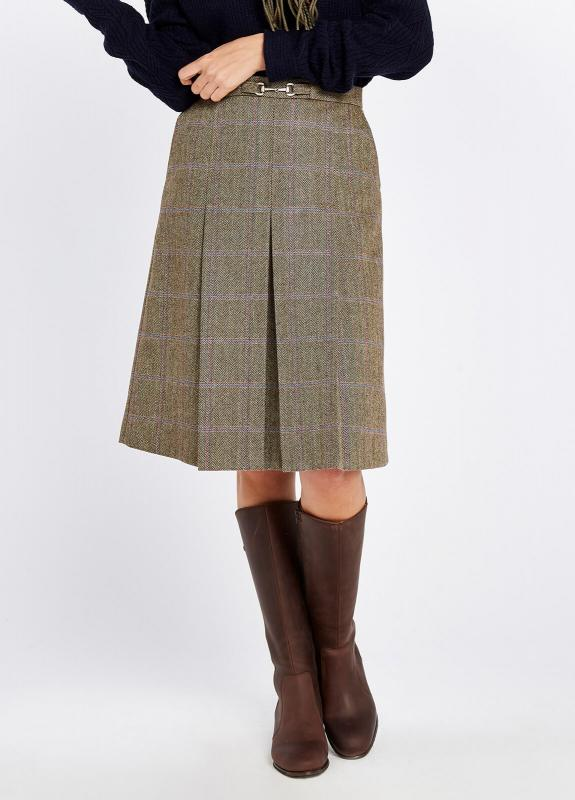 Dubarry Spruce - tweedkjol lång