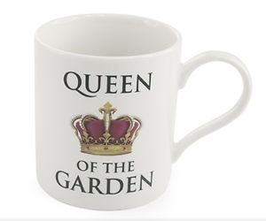 Mugg Queen of the Garden