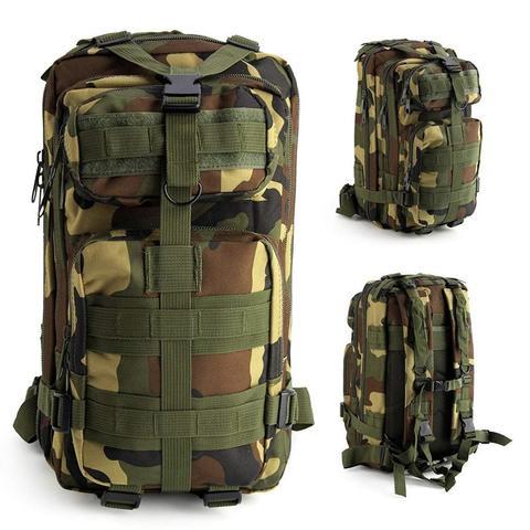 Ryggsäck - Tactical 30 liter Kamo