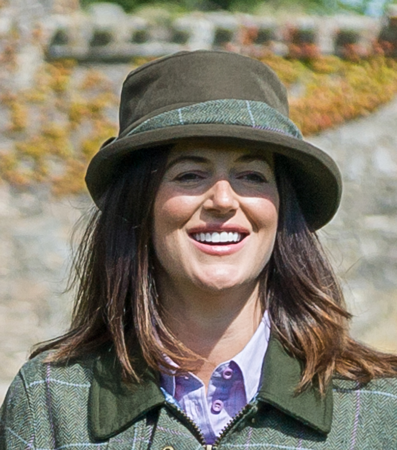 Hoggs Albany Ladies Tweed-Twist Hat