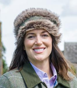 Hoggs Albany Tweed Headband