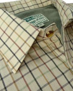 Hoggs Birch - fleecefodrad skjorta