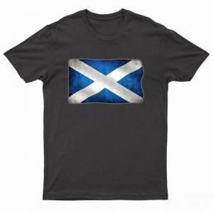 Scottish flag - T-shirt