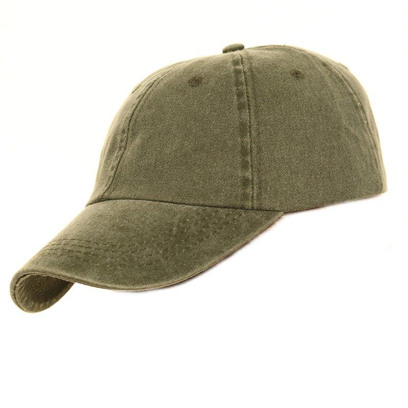 Hawkins Baseball Cap - canvas