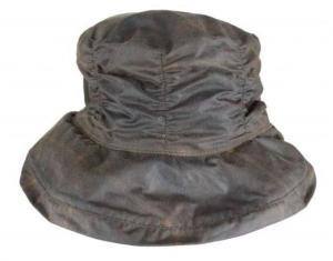 Oxford Blue Chelsea Tartan waxed hat