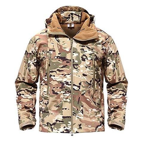 Tactical Operator Softshell - Huvjacka