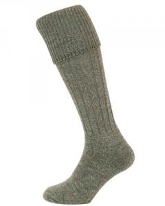 Hoggs Country Ribbed Knit - knästrumpa