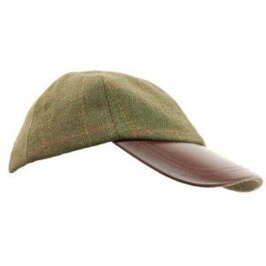 Game Derby Tweed Baseball Cap
