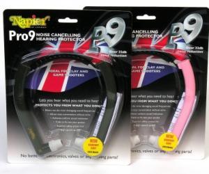 Napier Pro 9 - hörselskydd
