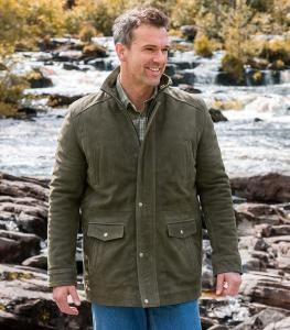 Hoggs - Dunkeld Leather Jacket