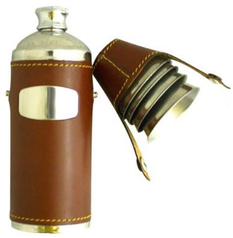 Marlborough - Hunters Flask fickplunta