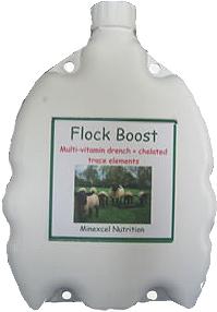 Flock Boost vitamin- & mineraltillskott