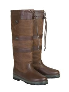 Dubarry Galway Läderstövel - walnut