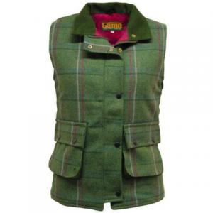 Margate Ladies Tweed Gilet