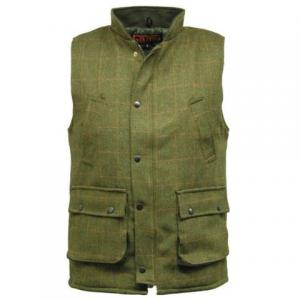 Game Derby Tweed Gilet
