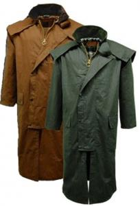 Game Stockman Coat