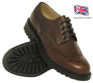 Hoggs Glengarry - handsydda skor